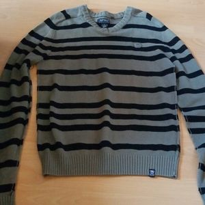 Stipped sweater